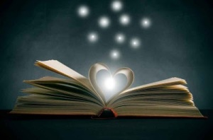 book, writing, love, from the heart