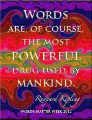 words, powerful, writing, mankind