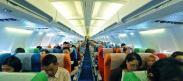 plane, crowds, claustrophobia