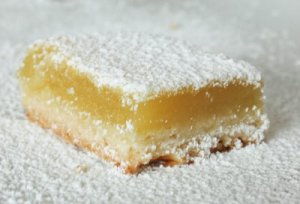 lemon bars, food, sharing, love