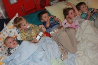 grandchildren, babies, family