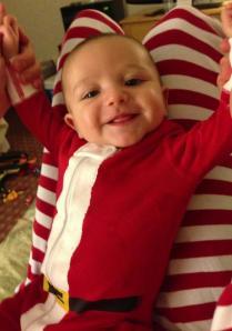 magic, Christmas, Santa's elf
