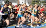 Boston marathon, women runners, running, Boston