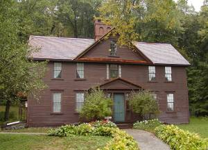 Orchard House, Louisa May Alcott, Concord MA