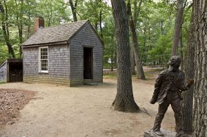 Henry David Thoreau, Walden Pond