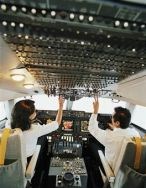 airplane, pilots, flying with child, female pilots