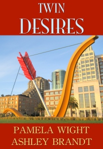 Twin Desires, romantic suspense, self-publishing