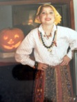 Halloween, costume, gypsy costume