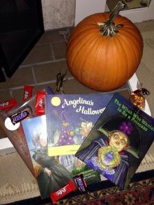 Halloween books, Halloween