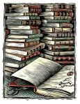 literataure, reading, books. career