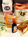 baking, cake, birthday, ingredients