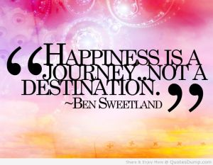 happiness, change, journey
