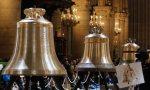 Notre Dame bells, ringing
