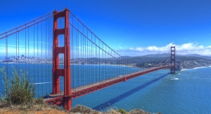Golden Gate Bridge, road trip