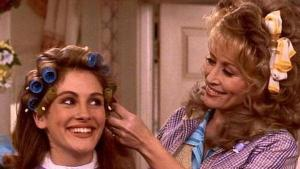 bad hari day, Steel Magnolias, hair salon