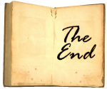 the end, endings, poem