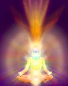 aura, yoga