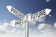 time, past, present, future