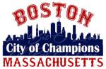 Boston, city of champions