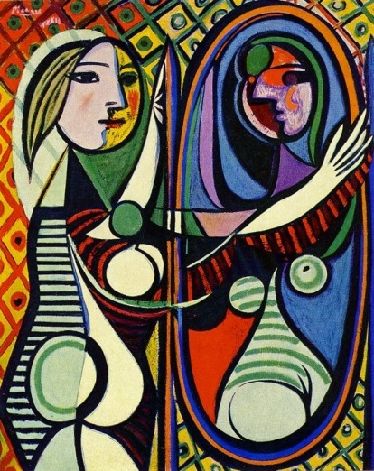 Pablo Picasso, Girl Before Mirror