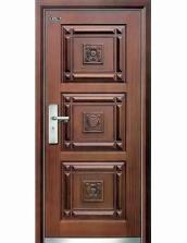 wood door, future, locked