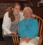 grandmother, niece, relatives