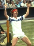 Jon Mcenroe, tennis, shorts