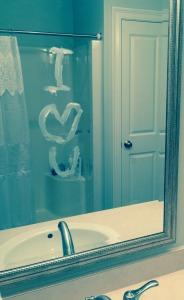 love, shenanigan, mirror, messages