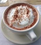 hot chocolate, cafe