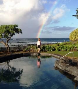 rainbow, Kauai