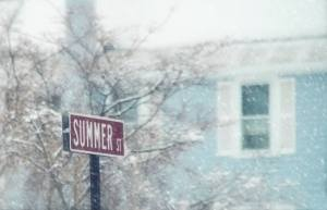 Boston, blizzard, snow, Sudan Licht