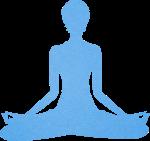 yoga, yogic sitting, Shanti, Om