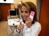 Katie Couric, colonoscopy