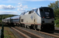 Amtrak, motion sickness