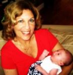 grandmother, baby, baby talk