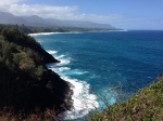 Kauai, Hawaii, traveling