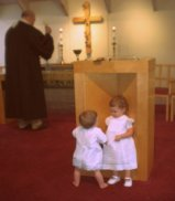 baptism, children