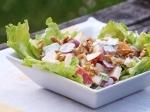 Waldorf salad, hospitality
