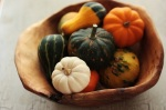 gourds, October, entertaining