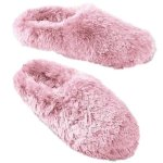 pink fluffy slippers, career