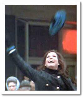 Mary Tyler Moore, you're going to make it, feminism