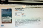 The Right Wrong Man, Amazon, Amazon book