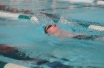 backstroke, swim meet