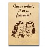 feminism, feminist