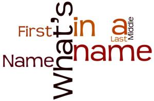 what's in a name, feminism, name changing