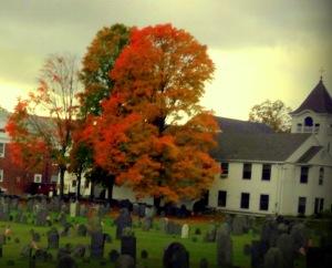 Sudbury MA, graveyard