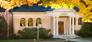 Groton Library, Groton MA, shop local, read local