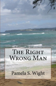 The Right Wrong Man, romantic suspense, women's fiction