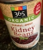 kidney beans, canned vegetables, flash fiction