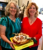 Birds of Paradise, book dessert, truffles, author and illustrator